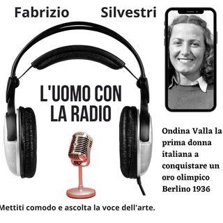Olimpia Racconta  (1936) Ondina Valla - Perchè i 5 cerchi olimpici