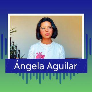 Ángela Aguilar confiesa su amor por...