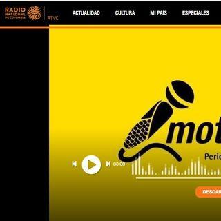 Podcasteando, en Radio Nacional de Colombia