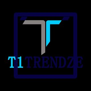t1trendze logo launch podcast