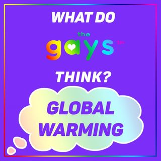 Global Warming - We need aggressive climate action NOW