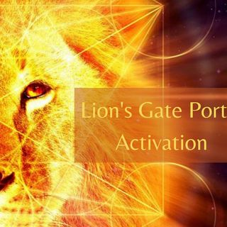 🌌 Lion's Gate Portal Activation ✨Meet Your Future Self in a Parallel Universe 🌌