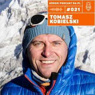 #021 8a.pl -  Tomasz Kobielski . Buty w góry wysokie.