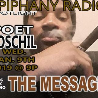 Epiphany RADIO Spotlight featuring Poet Loschil