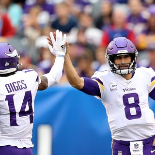 Purple People Eaters: Diggs Traded! Cousins Extends and Salary Cap Cuts!