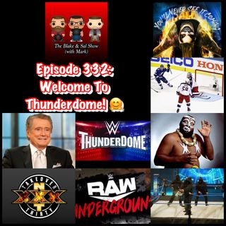 Episode 332: Welcome to Thunderdome 🤗 (Special Guest: Mandy Reilly)