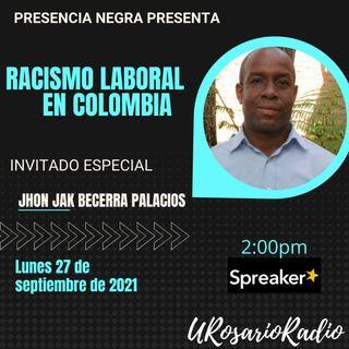 Racismo laboral en Colombia