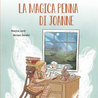 "Marina Lenti ""La magica penna di Joanne"""