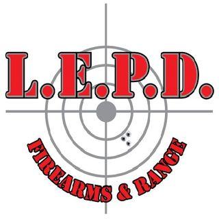 LEPD Firearms & Range OnTarget 6.25.16