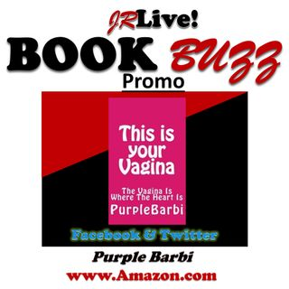 BOOK BUZZ BY PURPLE BARBI