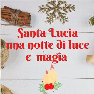 La vera storia di Santa Lucia ( Legge Adele Boari)