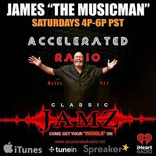 Classic Jamz *Bernie Worrel Tribute* 1/28/17
