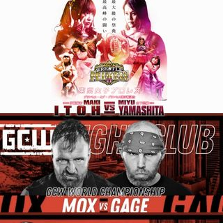 Episode #87: TJPW Wrestle Princess 2 and GCW Mox Vs. Cage Reviews
