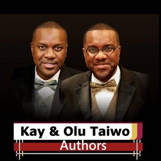 Intro of Book Agents of Change (Kay & Olu Taiwo)