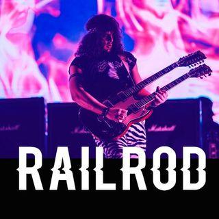 Railrod de México lanza el primer sencillo de su nuevo álbum en vivo: 'Krma'