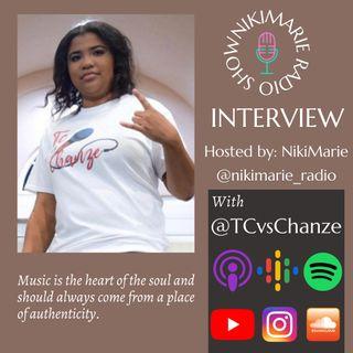 S03 E04: Authentic Sound: Interview with Music Artist, TCvsChanze