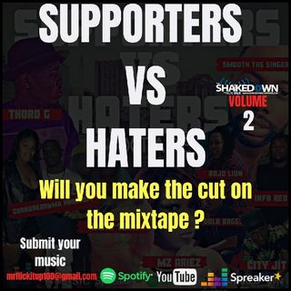 Episode 58 - ShakeDown Showcase Real Talks Radio