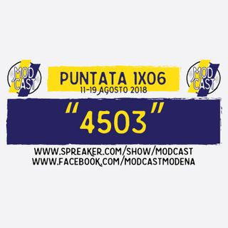ModCast - 4503 abbonati - 1x06