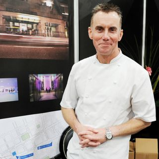 Tributes are paid to celebrity chef Gary Rhodes who's died suddenly aged 59