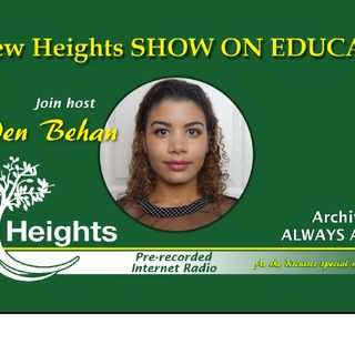New Heights Show on Education: Understanding Autism Part 2
