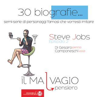 2 - Steve Jobs: l'uomo che inventò i garage