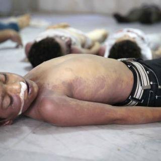 Syrian Bombing E1