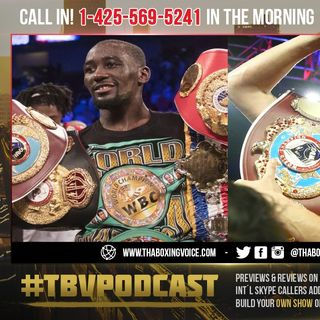 ☎️Terence Crawford Takes Our Advice🗣NOW Willing to Face 154 LB Champion Patrick Teixeira🙏🏽