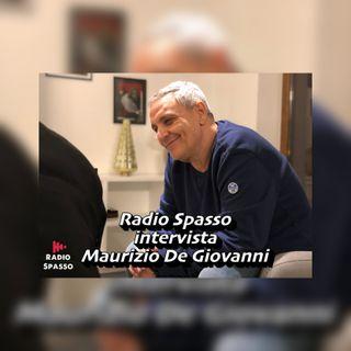 Radio Spasso intervista Maurizio de Giovanni