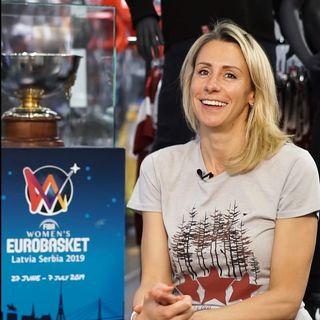Sportland 3. epizode - Gunta Baško ft. Juris Baltačs