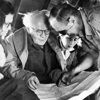 A State at Any Cost: The Life-Times of David Ben Gurion