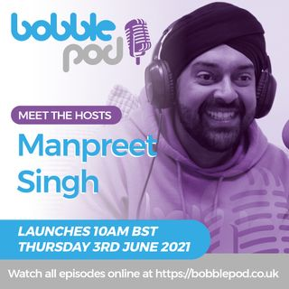 Introducing the hosts Manni Singh of Bobble Digital