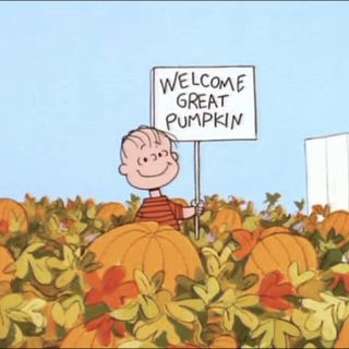 The Great Pumpkin of Progress