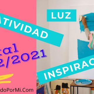 💦Lluvia de CREATIVIDAD, 💓Luz [INSPIRACION][Portal 22-2-2021]