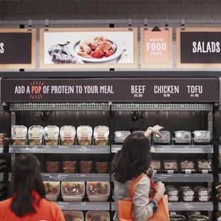 Amazon Continues With Its Cashier-Free Stores