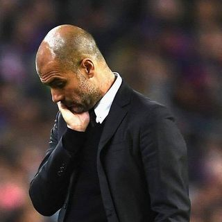 BARCA v CITY REVIEW: 'Nou City ? Not quite yet, Pep
