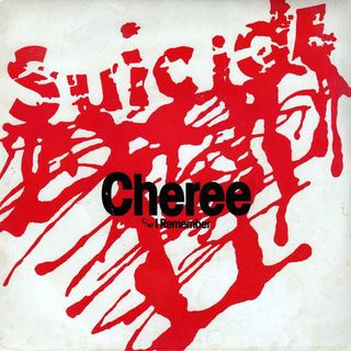 Suicide - Cheree - 1977