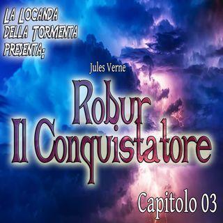 Audiolibro Robur il Conquistatore - Jules Verne - Capitolo 03