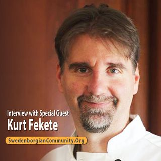 Interview w/ the Youth Director of the Swedenborgian Church of North America, Kurt Fekete