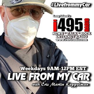 LIVE FROM MY CAR RADIO SHOW