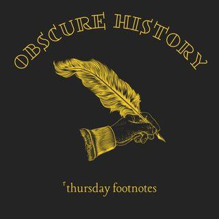 Uncle Applejack - Thursday Footnotes