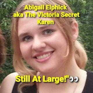 Abigail Elphick Aka The Victoria Secret Karen Needs Jail Time. Let's Discuss!
