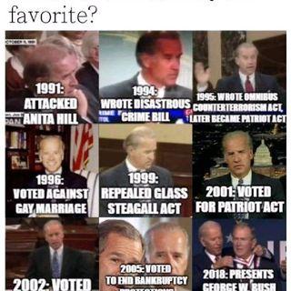 Is Joe Biden a Racist?