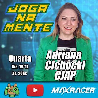 Adriana Cichocki - Centro Juvenil de Artes Plásticas - Joga Na Mente