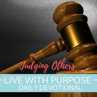 #059 Judging Others