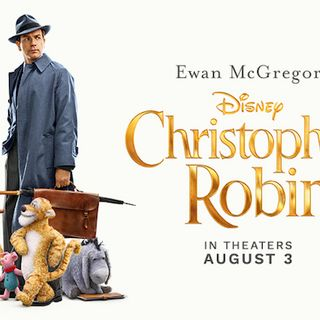 Damn You Hollywood: Christopher Robin