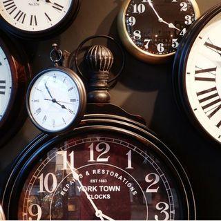 Styrd av tiden