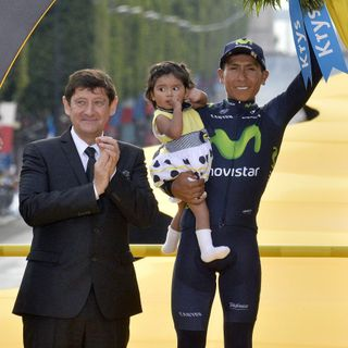 Audio Nairo Quintana desde Europa