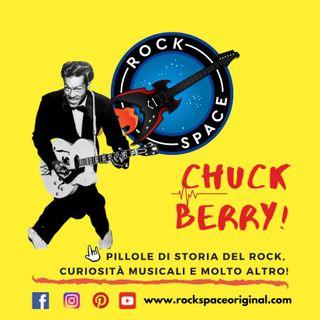 Storia del Rock: Chuck Berry - La leggenda dei Riff!