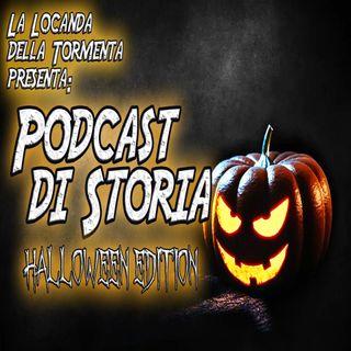Podcast Storia - Speciale Halloween 2020 - La tortura