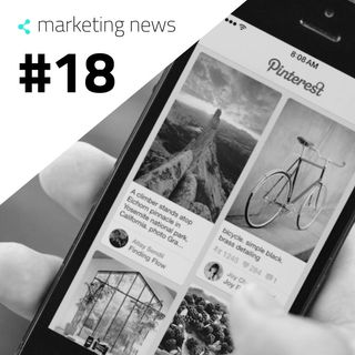 Chegaram os anúncios no Pinterest - Marketing News - #18